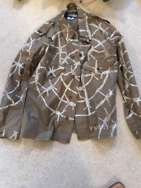 Unusual cool jacket