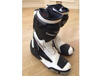 Richa Ratchet Motorbike Boot Size 10