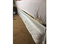 2 in 1 single to double victoriana style guest bed