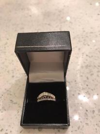 Half a carat diamond ring