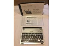 """""""Navitech"""" Wireless, bluetooth keyboard for i-pad mini, used only once, exc. cond, as new, in box"""