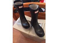 Men's Original Short Hunter Welly Boots