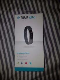 Fitbit alta (black)
