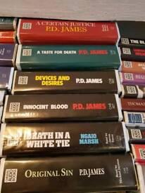 150 Audiobooks. PD James, Ngaio Marsh, Len Deighton, many more