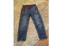 Marks and Spencer boys jeans 4-5