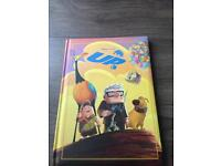 Disney's Up book