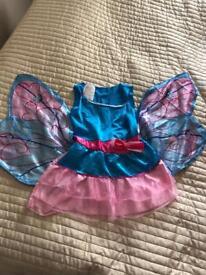 2 x Girls Dress Up Costumes