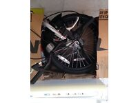 Integra folding bicycle, new in box