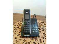 Motorola cordless phone CD111