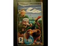 UP SONY PSP game