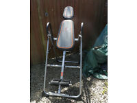 INVERSION TABLE NEW USED ONCE