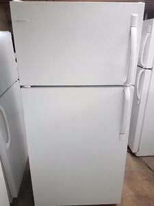 Alternative Appliances frigidaire top mount fridge