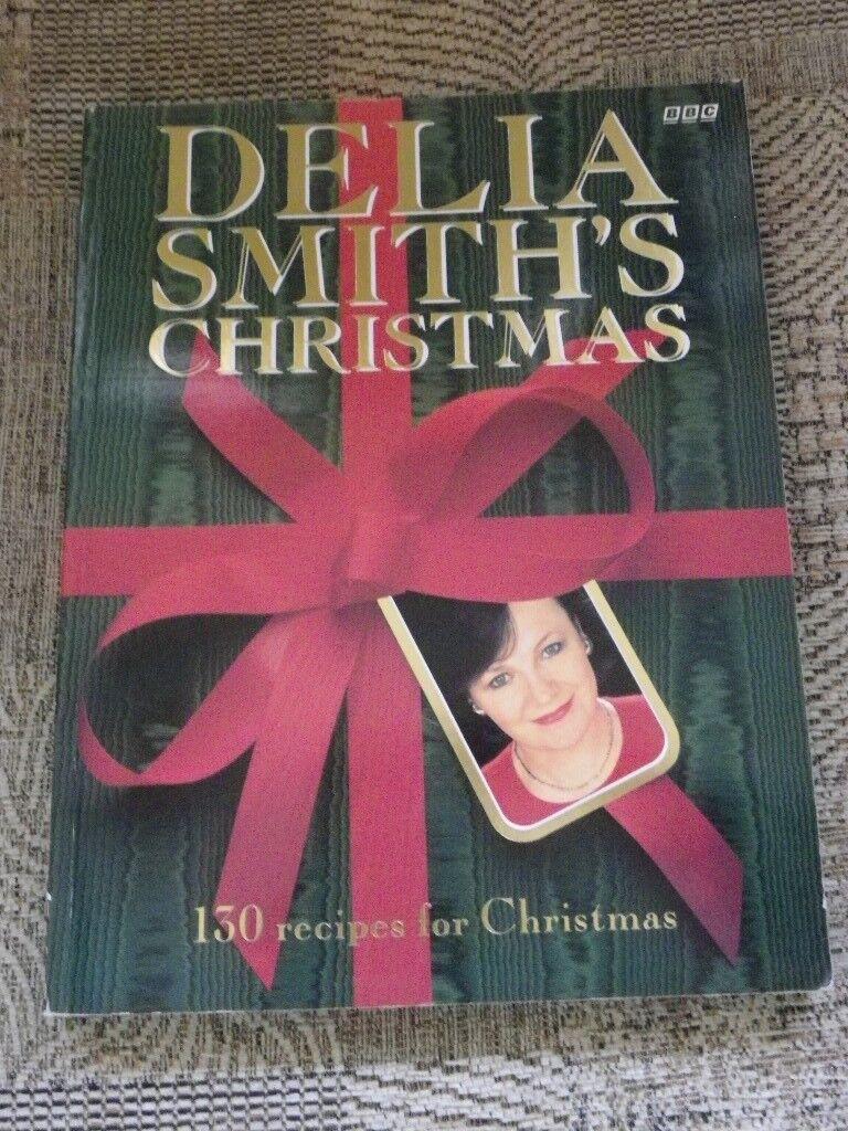 Delia Smith's Christmas Cookery Book