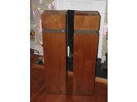 Awesome Vintage JBL Type S109 Aquarius IV Speakers