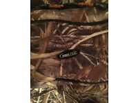 Pro logic real tree chest waders