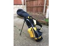 Fraser J Tech Left Handed Kids Golf Clubs