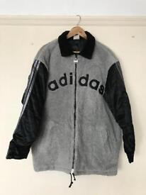 Adidas mens jacket size large