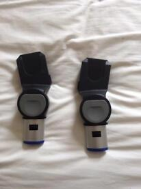 Icandy apple/pear maxicosi carseat adaptors