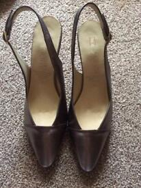 Jacques Michel heels size 8 brand new