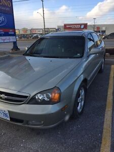 2005 Chevy Epica for Sale!
