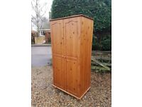 Pine Wardrobe for Sale