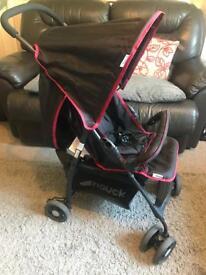 Hauck sport pushchair stroller