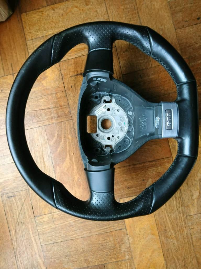 Mk5 Golf GTI Manual Steering Wheel