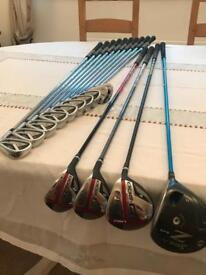 Wilson Staff Golf Set plus Srixon Driver