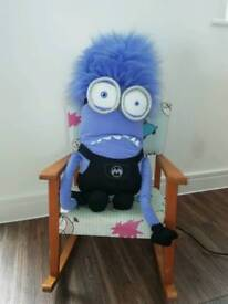 Large Despicable me 2 soft toy
