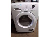 Zanussi Lindo 1000 , 8 kg , Heat Pump Condenser Tumble Dryer in White A+ Energy Efficiency