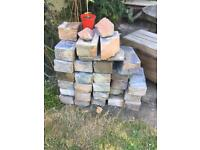 Reclaimed bricks - free