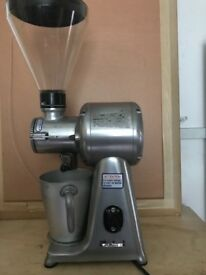 Excel Commercial Coffee Grinder