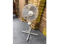 Large Freestanding Electric Fan