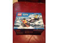 Lego City 60126 & 60090 BRAND NEW UNOPENED