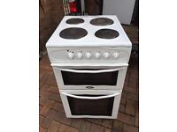 Belling. 50cm. Electric. Cooker