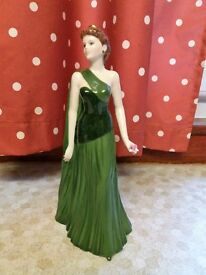 Coalport Lady of Fashion --Kate