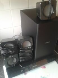 Sound system for sale aux lead comes with it