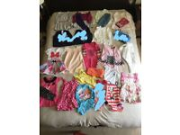 12 - 18 months girls large bundle over 65 items included some BNWT and BNWOT