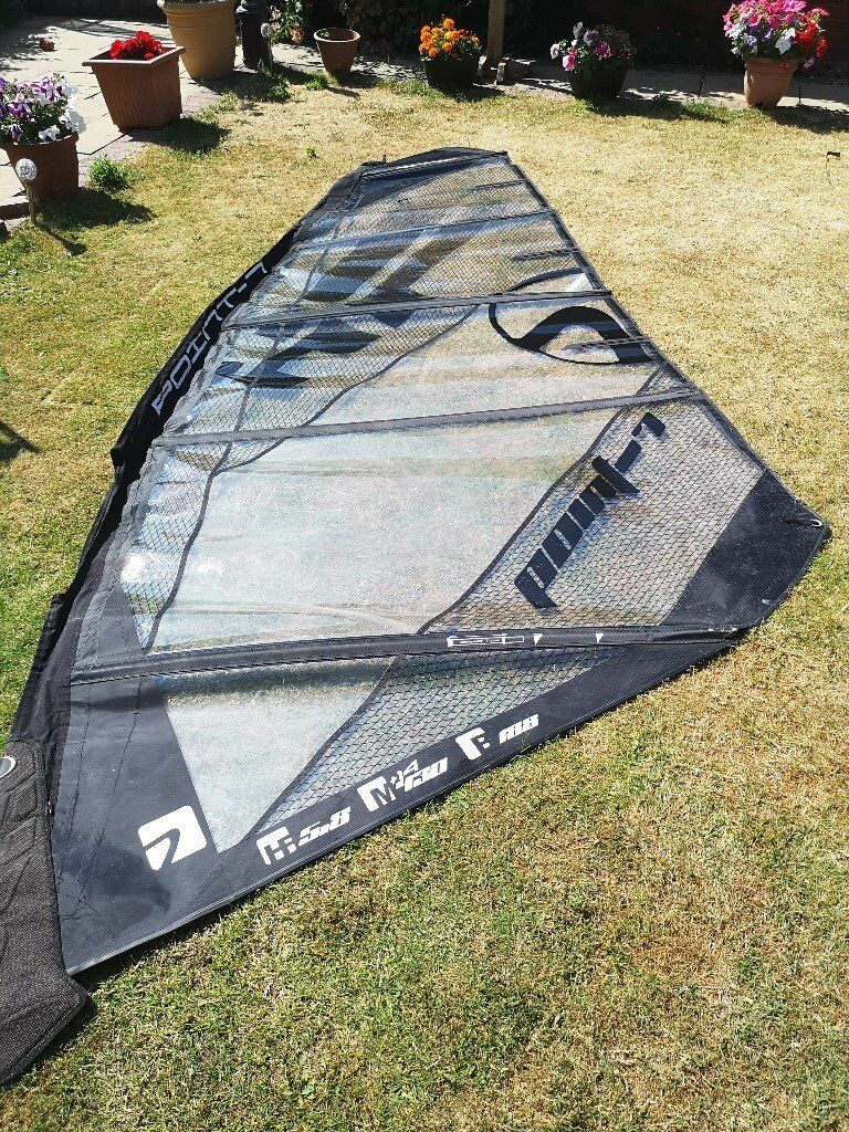 Windsurf Sail boom and narrow carbon mast  | in Bournemouth, Dorset |  Gumtree