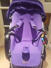Quinny buzz extra in purple