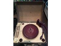 Regentone Collaro RC54 Record Player