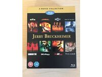 Jerry Bruckheimer 8 Movie Collection Boxset (Blu-Ray)