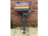 Mariner 2hp Shortshaft Outboard Engine