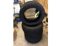 Hankook snow tyres x 4