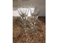Jasper conran champagne flutes