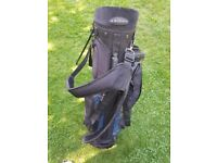 Knight carry / stand golf bag