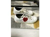 Moschino trainers 39 uk 5