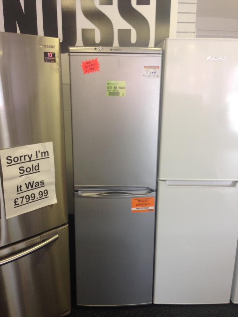 Hotpoint Fridge Freezer (4978)
