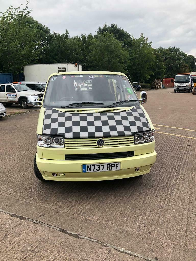 1995 VW Transporter T4 Caravelle Camper Van LWB | in Worcester,  Worcestershire | Gumtree