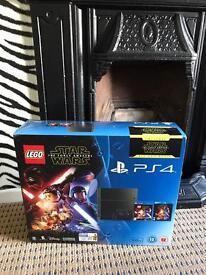 Brand new PlayStation 4